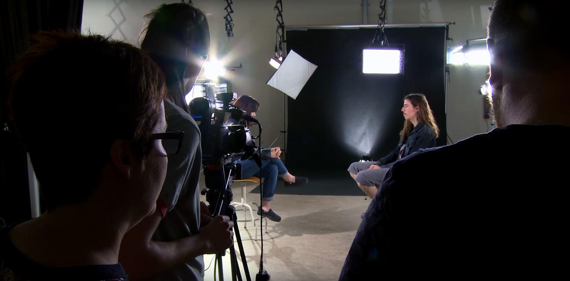 """Marisol Folgado: """"En el audiovisual es fundamental saber trabajar en equipo"""""""