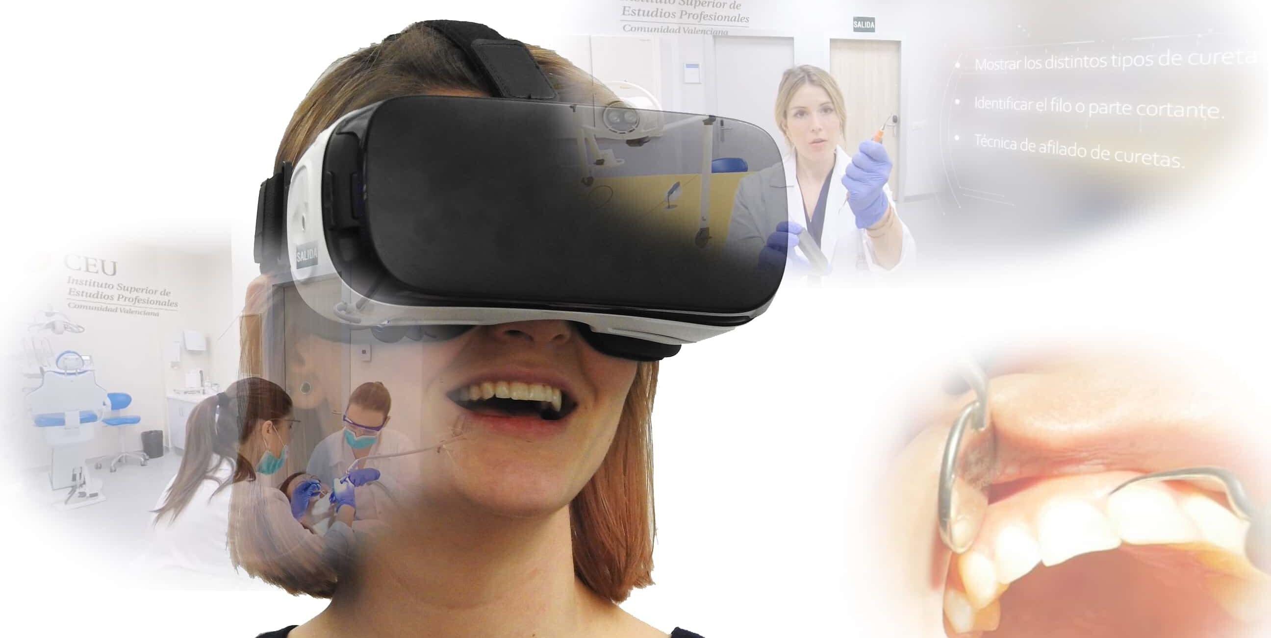 realidad virtual en ciclos formativos de formacion profesional