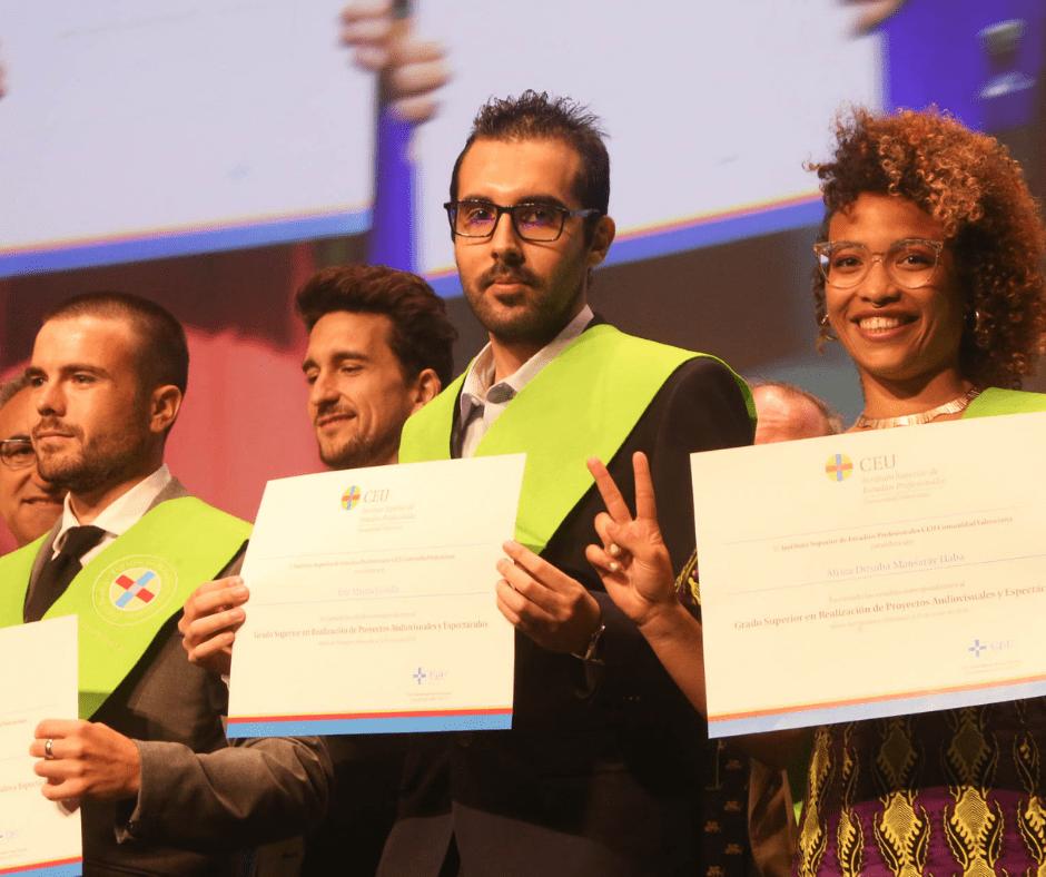 Graduacion ISEP CEU CV