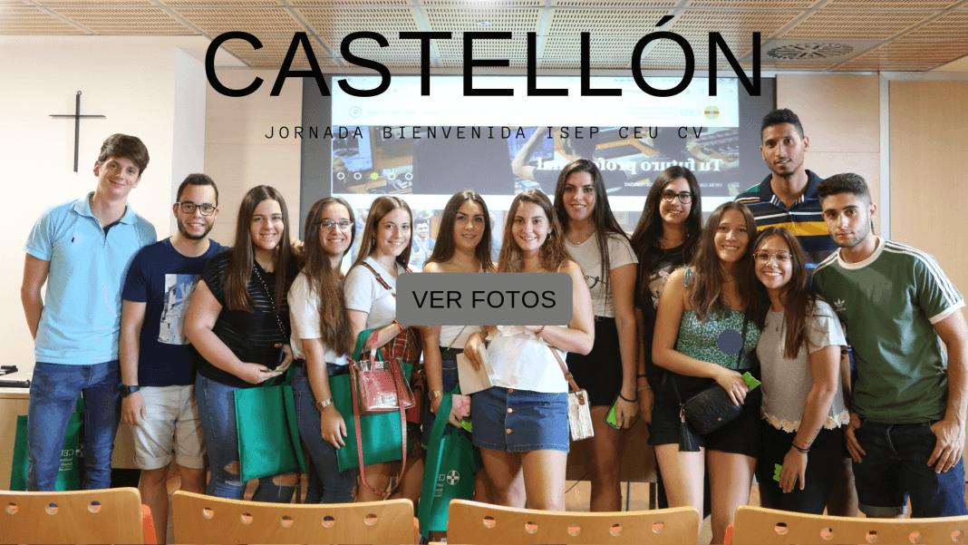 Jornada de Bienvenida Castellón